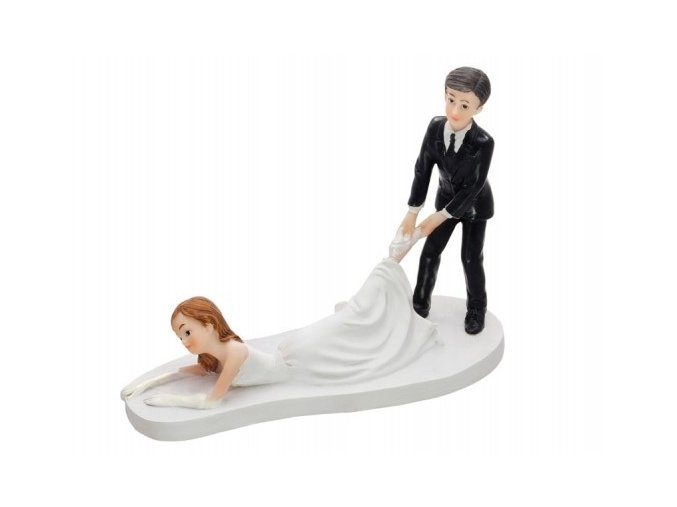Svatební figurka - 1127