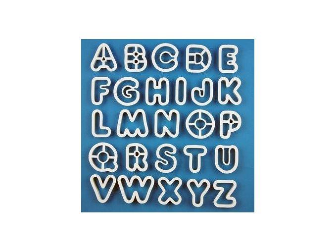 Sada PME plastová - abeceda