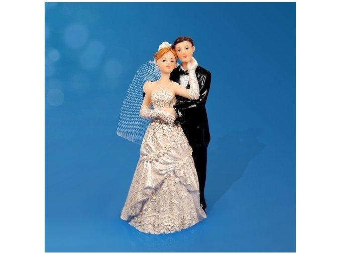 Svatební figurka - 1115