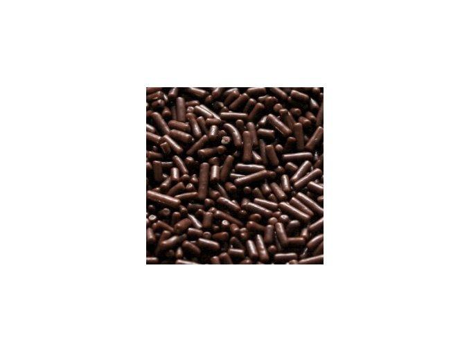 Čoko tyčinky - balení 500g - hnědé