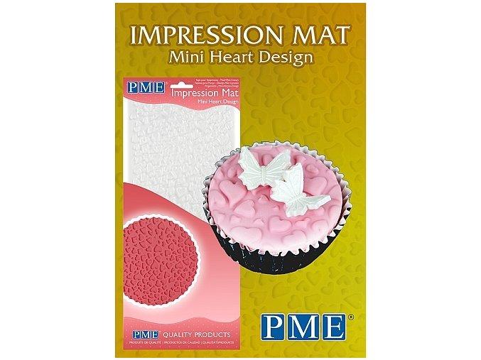Otiskovací podložka PME - Mini Heart
