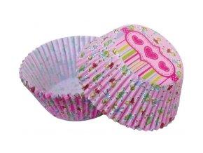 Košíčky na muffiny 50 ks - 35162