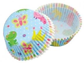 Košíčky na muffiny 50 ks - 35060