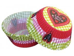 Košíčky na muffiny 50 ks - 35131