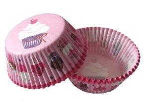 Košíčky na muffiny 50 ks - 35006
