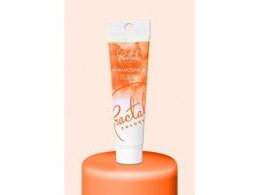 Gelová barva Fractal - Orange