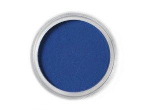 Jedlá prachová barva Fractal - Royal Blue, Királykék (2g)