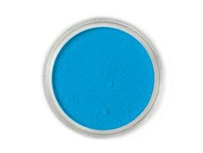Jedlá prachová barva Fractal - Adriatic Blue, Adria kék (2 g)