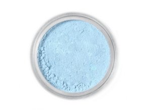 Jedlá prachová barva Fractal - Sky Blue, Égszínkék (4 g)