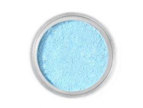Jedlá prachová barva Fractal - Baby Blue, Babakék (4 g)