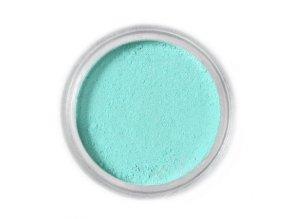 Jedlá prachová barva Fractal - Turquoise, Türkiz (3 g)