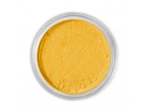 Jedlá prachová barva Fractal - Ocher, Okkersárga (1,5 g)