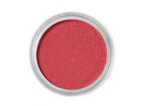 Jedlá prachová barva Fractal - Claret, Bordó (2 g)