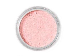 Jedlá prachová barva Fractal - Rose, Rózsaszín (4 g)