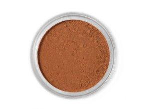 Jedlá prachová barva Fractal - Milk Chocolate, Tejcsokoládé (1,5 g)