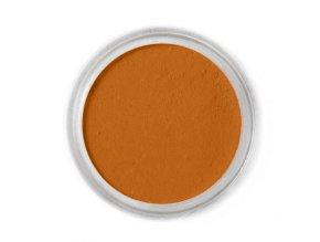 Jedlá prachová barva Fractal - Squirrel Brown, Mókusbarna (1,7 g)