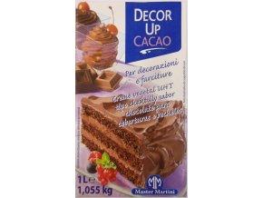 Pařížská šlehačka Decor Up Cioccolato (1 l)