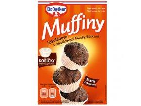 muffiny čoko směs
