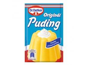 puding vanilka