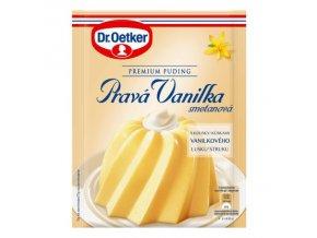 premium puding vanilka