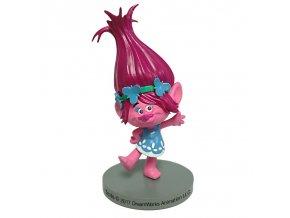 Figurka na dort Trollové - Poppy