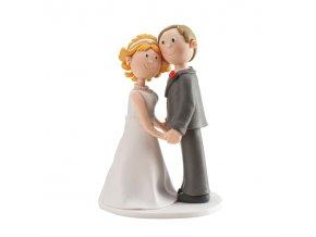 Svatební figurka Dekora - 305022
