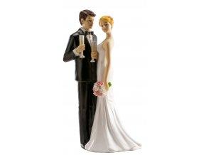 Svatební figurka Dekora - 305042