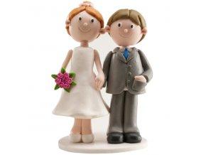 Svatební figurka Dekora - 305052