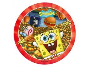 spongebob a