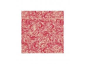Transfer fólie (dekor růžovo-stříbrný) SD117