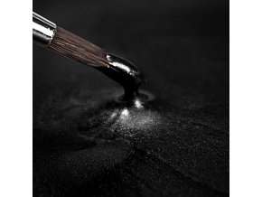 Metallic Food Paint Metallic Black (paint)