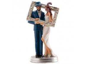 Svatební figurka Dekora - 305059