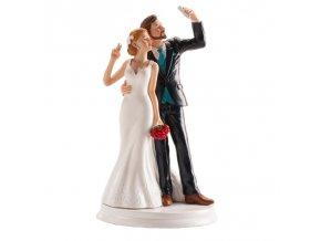 Svatební figurka Dekora - 305065