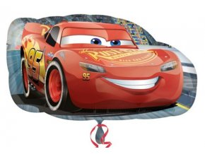 Foliový balónek velký - Cars McQueen