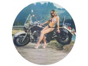motorka holka