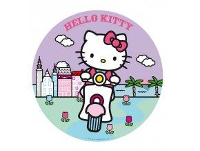 Jedlý papír F - Hello Kitty
