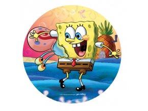 spongebob dekora