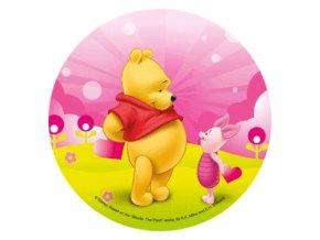 Jedlý papír A - Medvídek Pooh