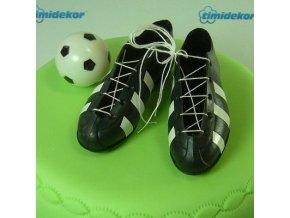Figurka na dort KOPAČKY a míč