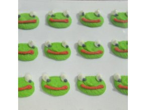 Cukrové ozdoby Timidekor - žabáci
