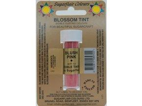 sugarflair edible dust blush pink