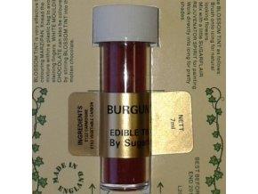 Prachová barva 2g - BURGUNDY