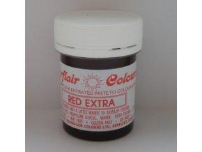 Barva Sugarflair - Red Extra 42g