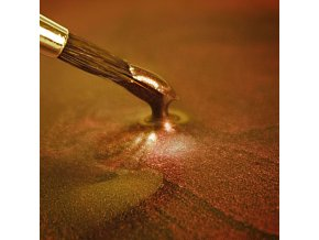 Metallic Food Paint Metallic Dark Gold (paint)