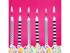 Dortové svíčky 1102