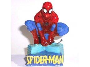 Dortová svíčka 3D - Spiderman
