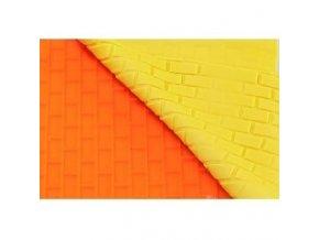 Strukturální podložka - cihlová zeď