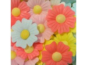 Oplatkový květ FR52 - MIX - 100 ks