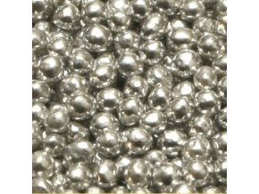 Stříbrné perličky - balení 250g