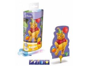 Dortová fontána - Medvídek Pooh